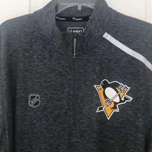 Penguins pullover XL
